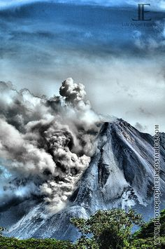 Arenal Volcano, Arenal Volcano National Park, Costa Rica