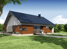 Gorgiasz - zdjęcie 3 House Plans, Sweet Home, Shed, Barn, Outdoor Structures, Nice, Outdoor Decor, Projects, Home Decor