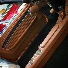 65 Mustang Fastback, Custom Center Console, Custom Consoles, Custom Car Interior, Car Audio Systems, Door Panels, Car Upholstery, Square Body, Car Interiors