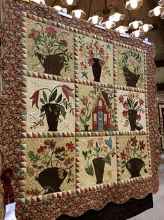Quilting Projects, Quilting Designs, Quilting Tutorials, Quilting Ideas, Applique Patterns, Quilt Patterns, Applique Designs, Aplique Quilts, Primitive Quilts