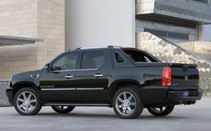 Cadillac Escalade EXT 2007-...