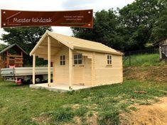 Boronafalas kerti faház, 28 mm-es falvastagsággal Shed, Outdoor Structures, Sheds, Tool Storage, Barn