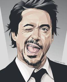 Portraits Illustrés, Portrait Images, Portrait Art, Celebrity Portraits, Portrait Cartoon, Vector Portrait, Digital Portrait, Portrait Illustrator, Images Pop Art