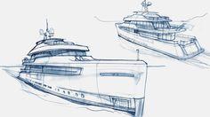 Claydon-Reeves-Sketch-01London Branding Agency Brand Strategy Design Website Brand Identity Design