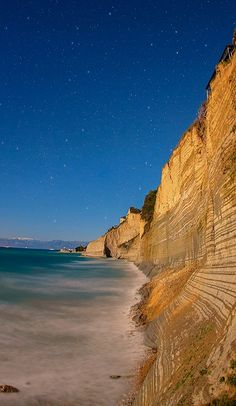 Logas Beach ~ Corfu Island, Greece | by Bill Metallinos