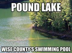 Pound Lake Va