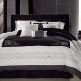 Found it at Wayfair - Chic Home Florence 8 Piece Comforter Set