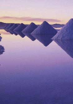 I WILL go here one day!! Salar de Uyuni, Bolivia