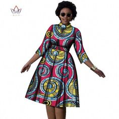 Decoration: Zippers Neckline: O-Neck Estimated Delivery – Diyanu Fashion - African Plus Size Clothing at D'IYANU African American Fashion, Latest African Fashion Dresses, African Dresses For Women, African Print Dresses, African Print Fashion, Africa Fashion, African Attire, African Wear, African Outfits