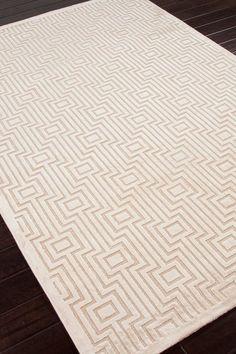 Modern Geometric Pattern Rug