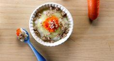 :: Bubur Daging Labu Siam :: Resep Makanan Bayi :: Resep :: Ayahbunda :: Recipe :: Baby's Meals :: Meat :: Porridge