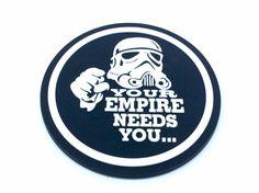 Empire Needs YOU Stormtrooper Star Wars PVC Large Fridge Magnet | eBay