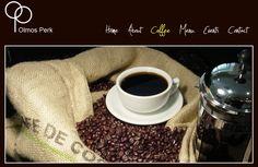 web site coffee