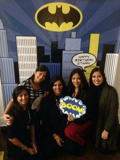 Batman Photo Booth!