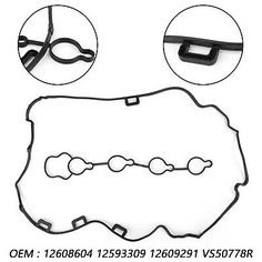 Details About Premium Valve Cover Gasket Set For Chevy Equinox Gmc Terrain Buick Verano With Images Buick Verano Chevy Equinox Gmc Terrain
