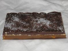 Amaretto #Chocolate Covered Caramel Loaf.