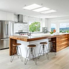 8 Strong Kitchen Design Trends For 2017