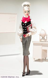 Teacher Barbie - vintage 1960s