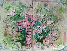 My Art Journal Page... makaart14.blogspot.com
