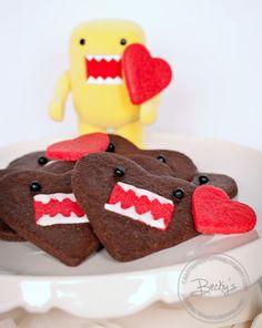 Ideas para San Valentin 2015 y Ideas para 14 de Febrero 2015 Valentines cookies