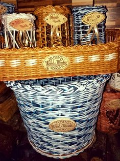Laundry Basket, Wicker, Picnic, Organization, Home Decor, Getting Organized, Organisation, Decoration Home, Room Decor
