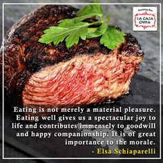 Sometimes eating is not just simply eating. Eating Well, Beef, Quotes, Food, Meat, Qoutes, Dating, Meal, Eten
