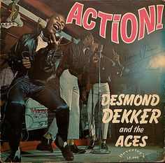 Desmond Dekker and t