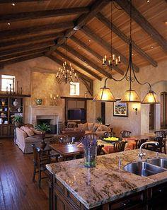 JMA - mediterranean - living room - san francisco - by JMA (Jim Murphy and Associates)