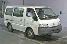 Japanese vehicles to the world: Nissan Vanette 1800cc for Kenya to Mombasa