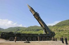 U.S. military says it can defend against North Korea missile threat https://tmbw.news/us-military-says-it-can-defend-against-north-korea-missile-threat  The U.S. military assured Americans on Wednesday that it was capable of defending the United States against any threat from North Korea 's newly developed intercontinental ballistic missile (ICBM), which Pyongyang says can carry a large nuclear warhead.Taking a major step in its missile program, North Korea on Tuesday test-launched an ICBM…