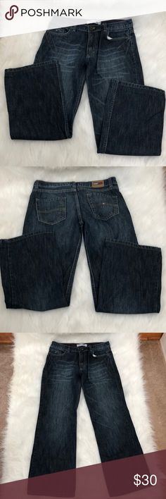 Tommy Hilfiger Jean Size 32 Description: I'm not sure the style but the tag says Sally(pictured.)   ⚠️I always look through each item throughly once received and right before shipping, but things can be missed. Just let me know, so I can improve.⚠️  NO TRADES/NO HOLDS  Please ask questions❓  Thank you for checking out my closet and don't be afraid to submit an offer Tommy Hilfiger Jeans