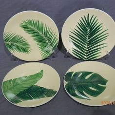 We are professional for all kinds of Tropical Leaf Decal Plates from China to all over the world, dinnerware, tableware, kitchenware, Bakeware, Garden ware, Mug, Planter and so on. For more information visit on: http://www.big-yes.com/