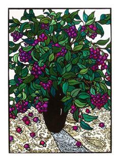 christine mccarthy lino prints - Google Search                              …