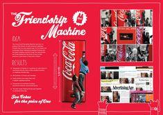 "Coca-Cola - ""The Friendship Machine (Board)"" Cannes Lions International Festival of Creativity 2011"