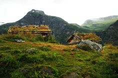 Its countryside is like stepping into a story book. | 46 Things That Prove Norway Is A Real Life Fairy Tale