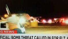2 vuelos con destino a París desviados en Estados Unidos en medio de sustos de seguridad