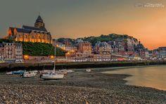 Le Tréport is een gemeente in het Franse departement Seine-Maritime (
