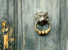 Tiger door knocker Tiger sculpture bronze tiger antique by VyaArt | Screens Doors Gates | Pinterest & Tiger door knocker Tiger sculpture bronze tiger antique by VyaArt ...