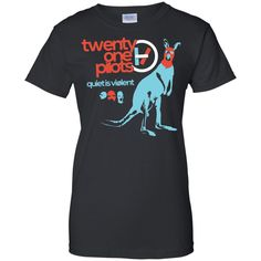21 Pilot - Twenty one Tshirt Pilot Lover (7) Ladies Custom 100% Cotton T-Shirt