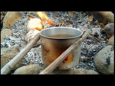 DIY campfire tongs - John at intenseangler on YT has incredible instructional vids on affordable and DIY  gear.