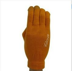 Guantes Tactil IGlove Touched Screen gloves man women gloves without retail box Unisex Winter luvas for Iphone phone men glove