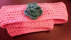 Toddler size infinity scarf