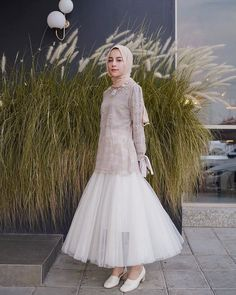 Hijab Gown, Hijab Dress Party, Hijab Outfit, Dress Outfits, Fashion Dresses, Trendy Dresses, Modest Dresses, Nice Dresses, Bridesmaid Dresses