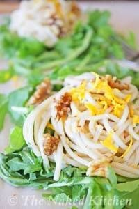 Great way to serve #pasta  | #healthy #recipes