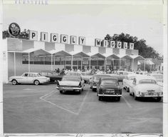 Piggly Wiggly Grand Opening - Jacksonville Florida 1961
