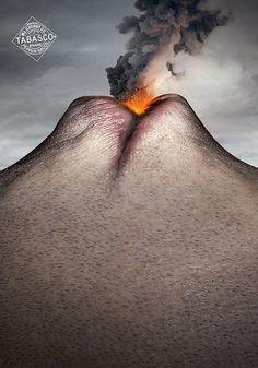 Tabasco Volcano Mouth