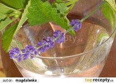 Sirup meduňkový, mátový, levandulový - podle mne recept - TopRecepty.cz Korn, Glass Vase, Plants, Country, Drinks, Syrup, Rural Area, Country Music, Rustic