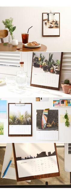 텐바이텐 10X10 : HITCHHIKER 2016 photo calendar Book Design, Layout Design, Design Art, Graphic Design, Calendar Layout, Photo Calendar, Design Bauhaus, Calendar Design Template, Paper Art