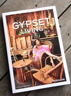 GYPSET LIVING BOOK - Junk GYpSy co.