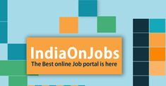The best naukri job search site to find the latest jobs in India. IOJ, The job site in India offers free job posting and free recruitment tools. Job Search, Free Job Posting, Best Online Jobs, Job Portal, Job Opening, Job Offer, New Job, Resume